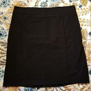 Apt. 9 Short Black Skirt
